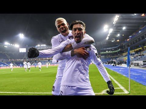 Genk Anderlecht Goals And Highlights