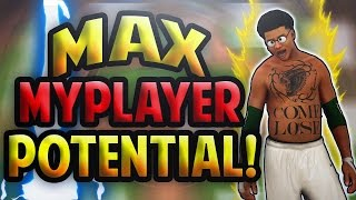 MAX YOUR MyPLAYERS POTENTIAL • 99 STAMINA AND OFFENSIVE CONSISTENCY GLITCH • MAKE MORE SHOTS!!