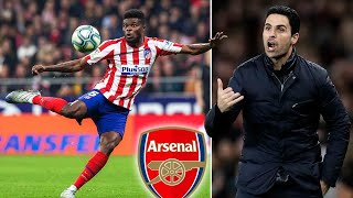 THOMAS PARTEY SIGNS FOR ARSENAL!!