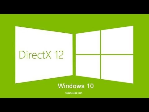 DirectX12 Full Setup Offline Installer Free Download