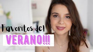 MIS FAVORITOS / IMPRESCINDIBLES DE VERANO: Maquillaje y belleza