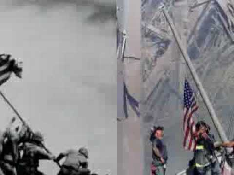 The Day the Eagle Cried 9/11/01