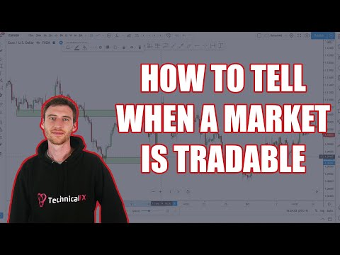 How To Tell When A Market Is Tradable
