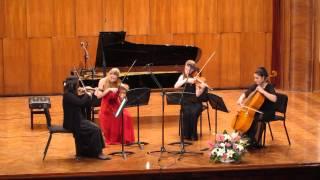Glazunov - 5 Novelettes Op.15, Interludium in modo antico. Andante.