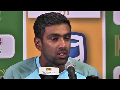 Playing in England helped me in South Africa – Ravichandran Ashwin
