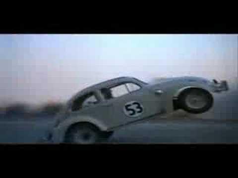 Speed Racer trailer parody !!! Vs Herbie :)