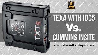 Download Video Diagnostic Tools Compared: TEXA vs Cummins Insite on a CM2350 MP3 3GP MP4