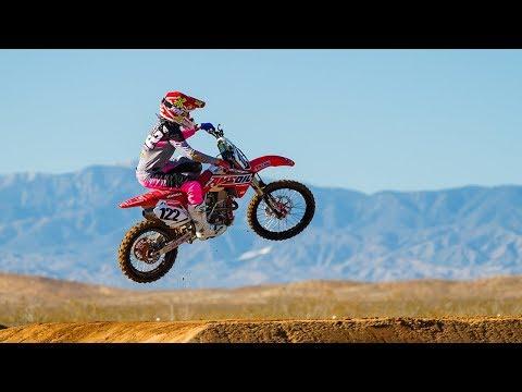 Racer X Films: Carson Mumford Super-Mini Supercross Testing