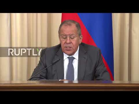 Russia: Russian companies look to return to Libyan market - Lavrov