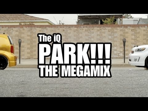 SCION iQ PARK!: THE MEGAMIX