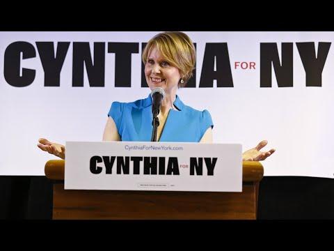Cynthia Nixon to run for New York governor