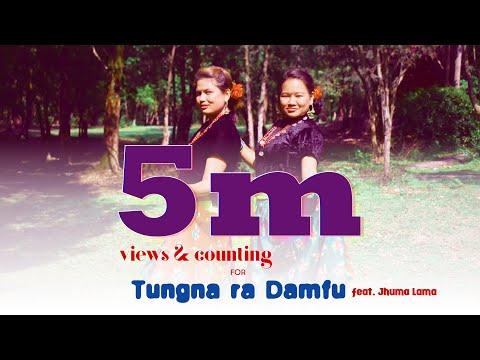 Tungna Ra Damphu Sindu Malla  Ft. Jhuma Lama  Dance Cover   Srijana Chhantyal