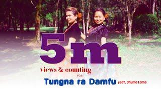 Tungna ra Damphu - Sindu Malla ( ft.Jhuma Lama ) Dance Cover  | Srijana Chhantyal