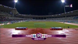 D1 Féminine - J18 - PSG / OL 0-4 - 21-02-2015 - Le Replay - France 4