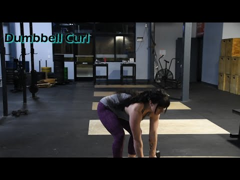 Dumbbell Curl Tutorial thumbnail