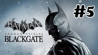 """Batman: Arkham Origins Blackgate - Deluxe Edition"" Walkthrough, Part 5 - Lighthouse + Penguin Fight"