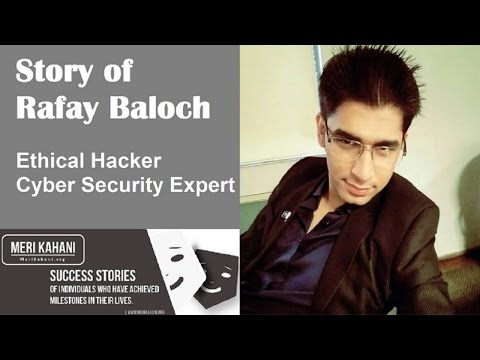 Rafay Baloch's Motivational Story And Message To Youth
