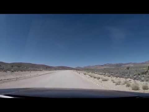Groom Lake Rd / Area 51