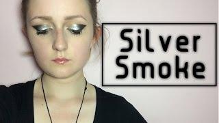 Silver Smoke-Makeup Tutorial