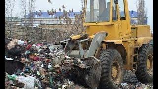 РЕН ОГНИ; Хроника борьбы с мусором