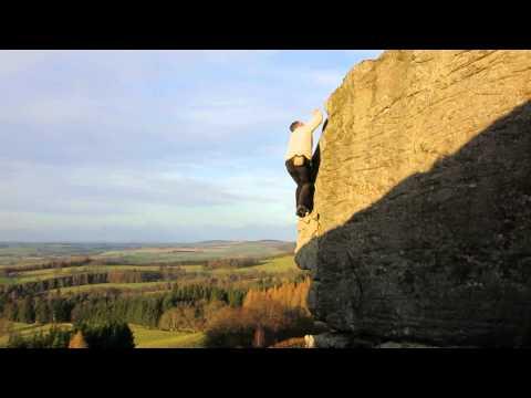Photo Opportunity Arete, Hepburn Crag, Northumberland