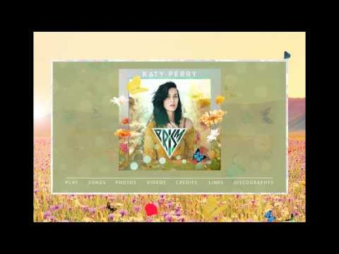 Katy Perry - Prism (Deluxe Version) ITunes LP Video