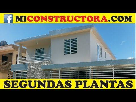 Construccion casas segundas plantas prefabricadas youtube for Construccion casas