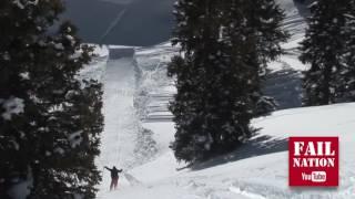 Ski Fails Compilation #1 | Fail Nation