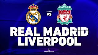 🔴 REAL MADRID - LIVERPOOL // CHAMPIONS LEAGUE // ClubHouse ( + City vs Dortmund )