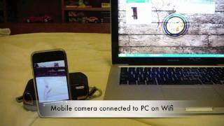 Live Video Streaming using HTML5 (iPhone to Web Server)