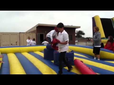 Talbert middle school jousting