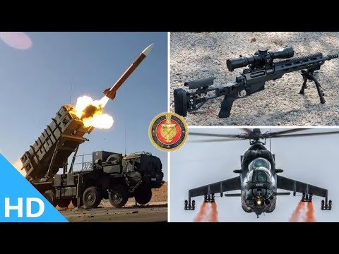 Indian Defence Updates : Army Inducts New Sniper Rifles,DRDO SFDR Missile Test,Helina ATGM Test