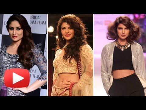 Priyanka, Kareena, Jacqueline, Nargis Sizzle At Lakme Fashion Week 2014 - Hot Or Not ?