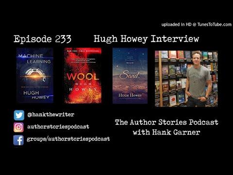 Episode 233 | Hugh Howey Interview