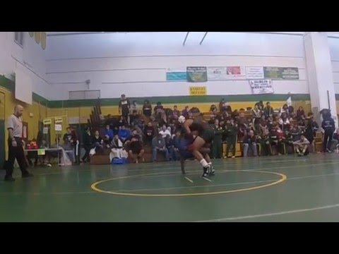 Castro Valley High School Wrestling Tournament