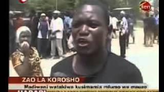 Madiwani Watakiwa Kusimamia Mauzo Ya Zao La Korosho Tandahimba
