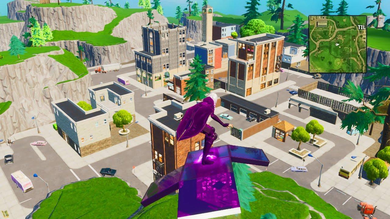 Download Auf der Fortnite OG Map im Jahr 2021 Spielen so geht es   FERJUS