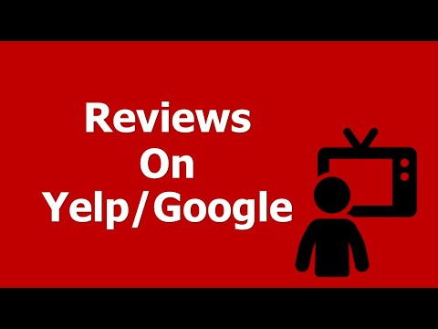 How to Ask Customers for Reviews on Google or Yelp