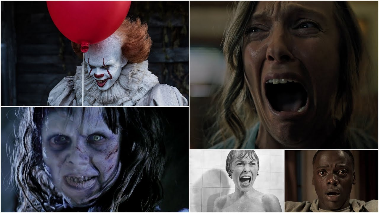 Top 25 Best HORROR Movies of All Time - (Must Watch)