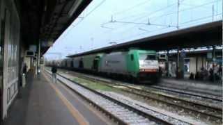 E483 003 RT in transito a Verona Porta Nuova