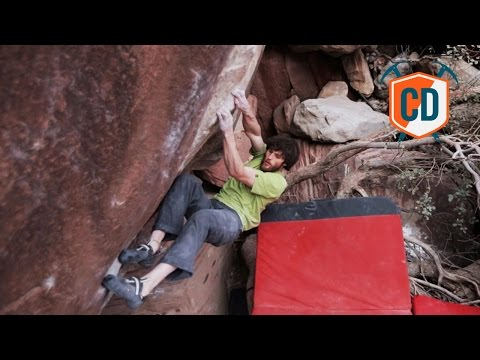 "Jimmy Webb - ""Climbing Is Not A Competitive Sport"" 