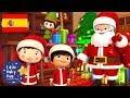 ¡Especial de Navidad!   Feliz Navidad a Todos   Dibujos Animados   Little Baby Bum en Español