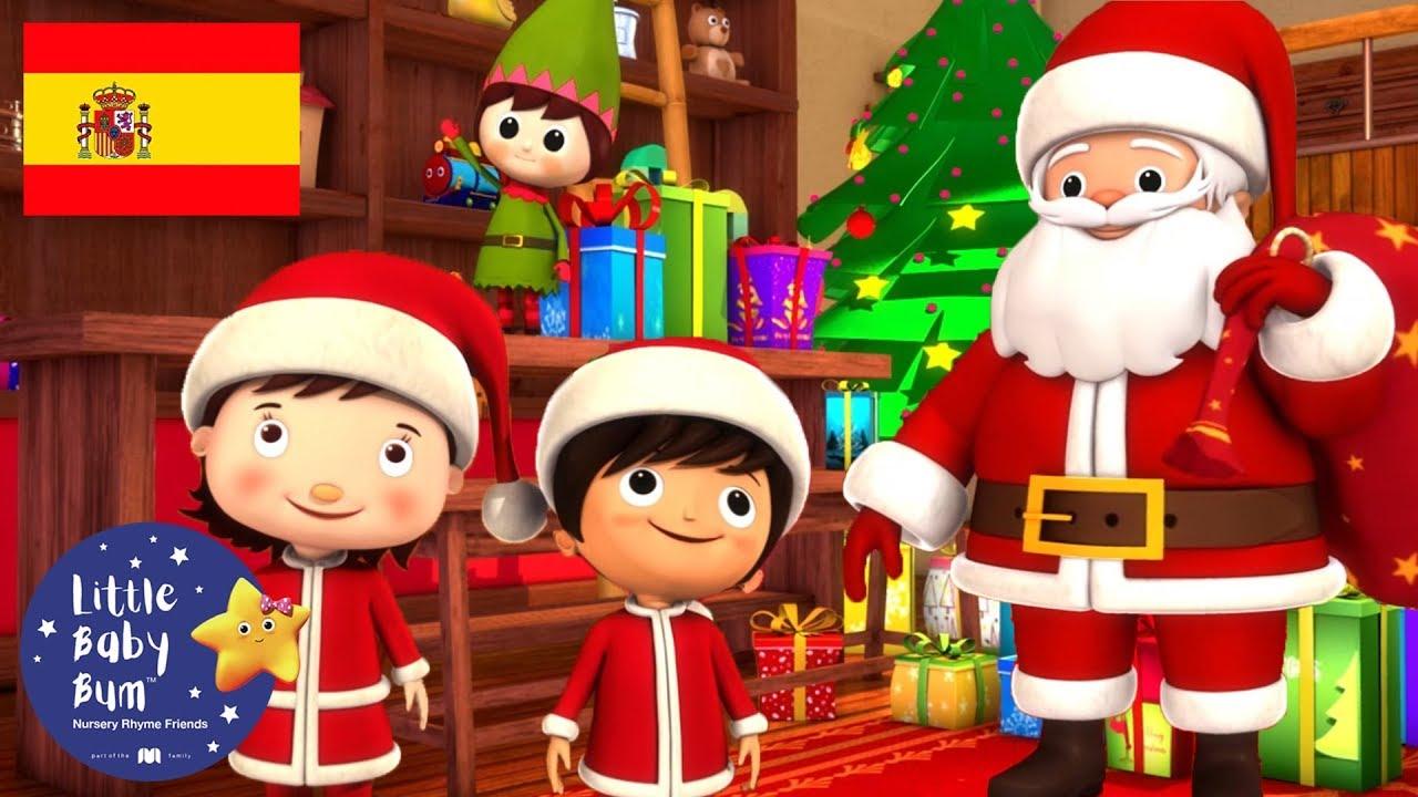Especial De Navidad Feliz Navidad A Todos Dibujos Animados Little Baby Bum En Español