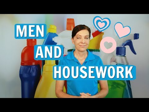 Men and Housework Trends for 2018