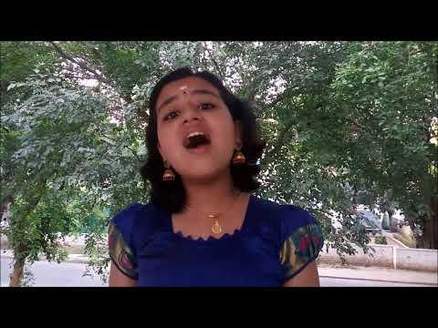"""Irulin mahanidrayil"" by Sreelaya Sathyan"
