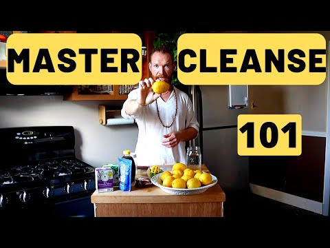 Master Cleanse Overview: Step by Step