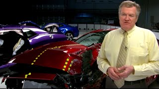 2016 American muscle cars Crash Test