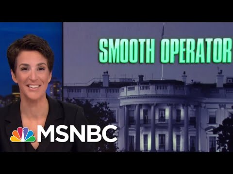 Donald Trump Careless With Phone; Chinese, Russian Spies Listen In: NYT | Rachel Maddow | MSNBC