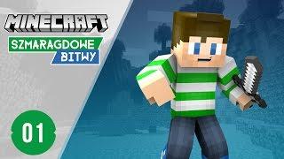 Minecraft: Szmaragdowe Bitwy #01 - Bigos budowniczy