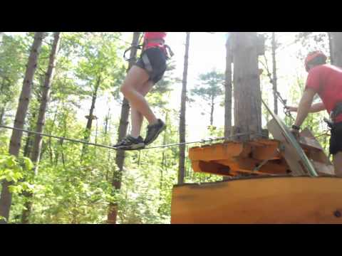 Treetop Trekking Ganaraska - Official Video